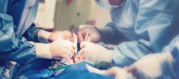 جراحی گودی کمر