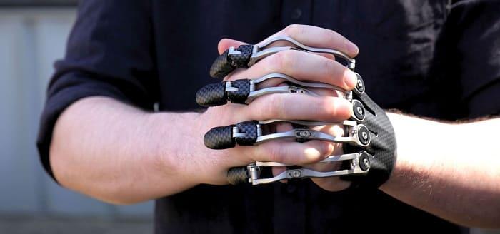 عملکرد دست مصنوعی الکتریکی