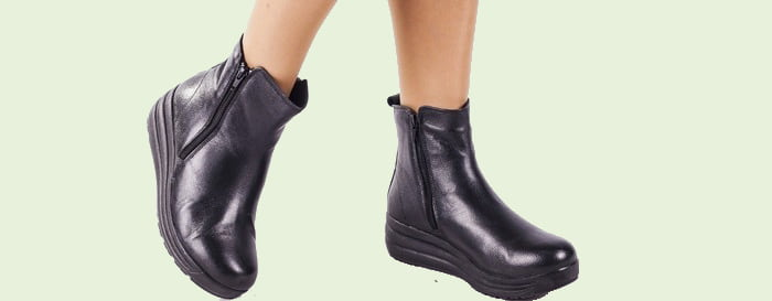مزایای استفاده از کفش طبی ارتوپدی