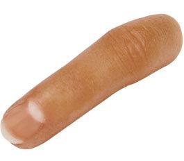 مراحل ساخت پروتز انگشت دست