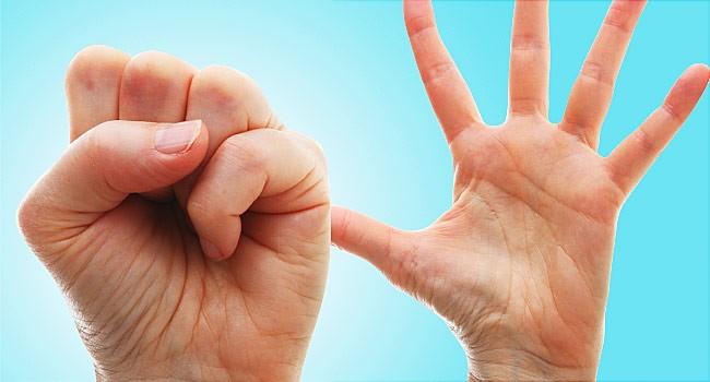 تمریناتی برای آرتروز مچ دست