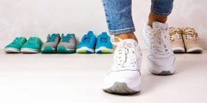 مقایسه کفش مناسب پیادهروی و کفش مناسب دویدن
