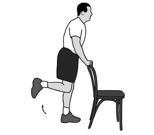 تمرینات عضله همسترینگ برای اصلاح پای پرانتزی
