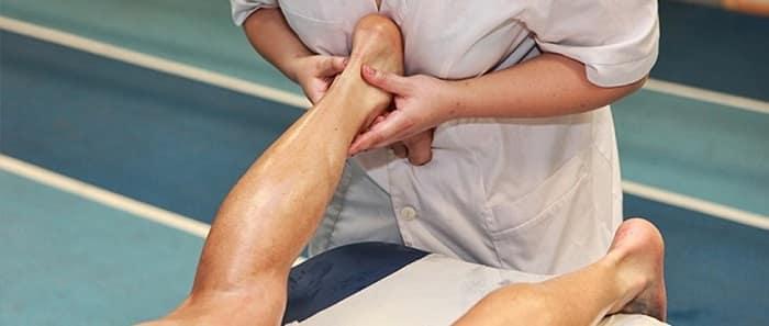 درمان دستی برای درمان تاندونیت آشیل