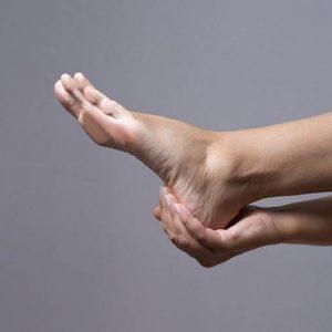 درمان درد پاشنه پا