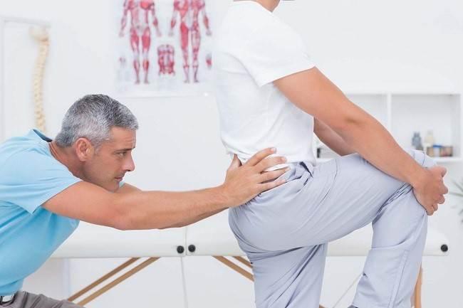 ورزش برای درمان اسپوندیلیت انکیلوزان